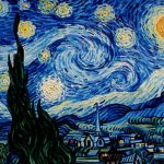 Starry Night Reproduction Progression Jessica Siemens