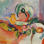 Still Life Vegetables Was Painted Henri Matisse