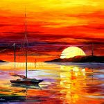 Sunset Paintings Famous Artists