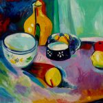 Tag Archives Henri Matisse Painting Vase And Fruit