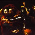 The Betrayal Christ Oil Canvas National Gallery