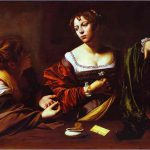 The Conversion Mary Magdalen Oil Canvas Institute