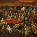 The Divine Comedy Dante World Famous People Art Image