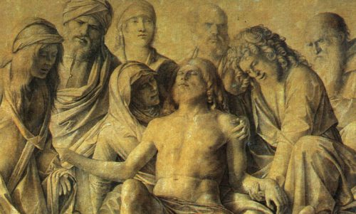 The Lamentation Over Body Christ