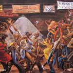 The Painting Titled Sugar Shack Was Created African American