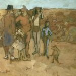 The Saltimbanques Pablo Picasso