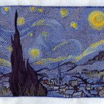 The Starry Night One Vincent Van Gogh Most Famous Paintings