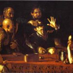 The Tooth Puller Oil Canvas Palazzo Pitti Florence Italy