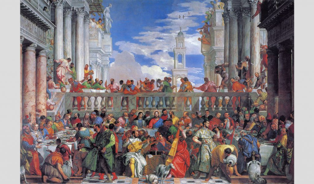 The Top Most Famous Paintings Italian Artist Paolo Veronese