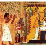 Thebes Tomb Paintings Egypt Shirts