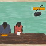 They Were Very Poor Jacob Lawrence