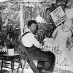 This Graph Shows The Famous Artist Diego Rivera Full Length