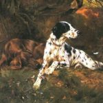 Thomas Blinks Artist Famous Dogs Paintings
