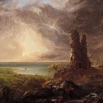 Thomas Cole Probably The Most Famous American Romantic