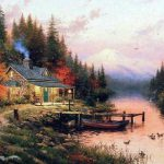 Thomas Kinkade Product Art Offers Prints Oil Paintings
