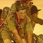 Three Norman Rockwell Boy Scout Calendar Paintings And The One