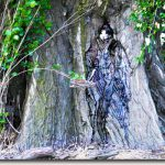 Tree Angel Art From Mounted Canvas Ready Hang Click Image
