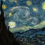 Van Gogh Starry Night Canvas Becomes Mysteriously Alive Video