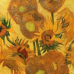 Van Gogh Still Life Vase Fifteen Sunflowers Vincent