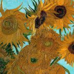 Van Gogh Still Life Vase Twelve Sunflowers Vincent