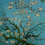 Vincent Van Gogh Almond Tree Blossom Most Popular Oil Painting