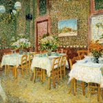 Vincent Van Gogh Interior Restaurant Paintings For Sale