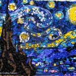 Vincent Van Gogh Most Celebrated Work Art The Starry Night