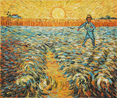 Vincent Van Gogh Oil Paintings
