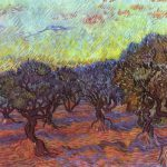 Vincent Van Gogh Olive Grove Paintings For Sale Oilpaintings