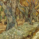 Vincent Van Gogh Paintings Canalization Works