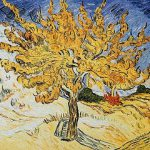 Vincent Van Gogh Paintings The Mulberry Tree Iii