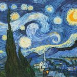 Vincent Van Gogh Starry Night Paintings For Sale