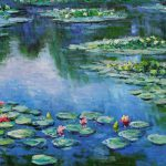 Visit Monet Paintings Blog Benetton