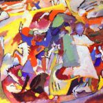 Wassily Kandinsky Paintings All Saints Painting