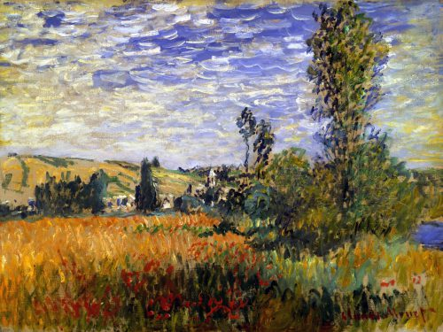 Western Paintings French Impressionist Painting Claude Monet
