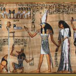 When Egyptians Died Their Heart Was Weighed Osiris What Would