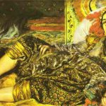 Woman Algiers Oil Canvas The National Gallery Art