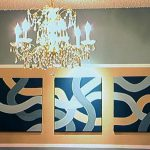 Yourself Art Ideas Large Scale Painted Wood Wall Sculpture
