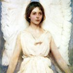 Abbott Handerson Thayer Angel Painting Anysize Off