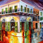 Absinthe House New Orleans Painting Diane