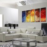 Abstract Oil Painting Canvas Huge Modern Decoration Artwork High Quality Hand Painted