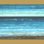 Abstract Painting Beach Paintings