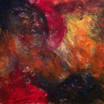 Abstract Spiritual Paintings