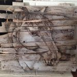 Add Beauty Your House Pallet Yard Art Ideas Pallets
