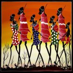 African Paintings Arts Drawings Crafts Cini
