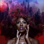 Afros Turned Into Flowery Galaxies Make Black Women Proud Their African Heritage Bored