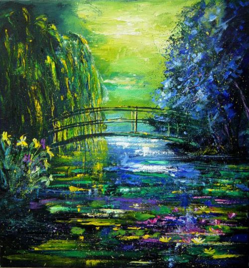 After Monet Pol