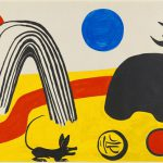 Alexander Calder Paintings Sculptures Gargosian