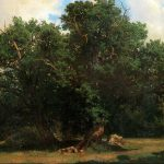 Alexandre Calame Famous Paintings