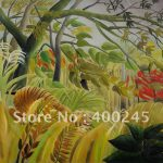 Aliexpress Buy Oil Painting Reproduction Art Reproductions Handmade High